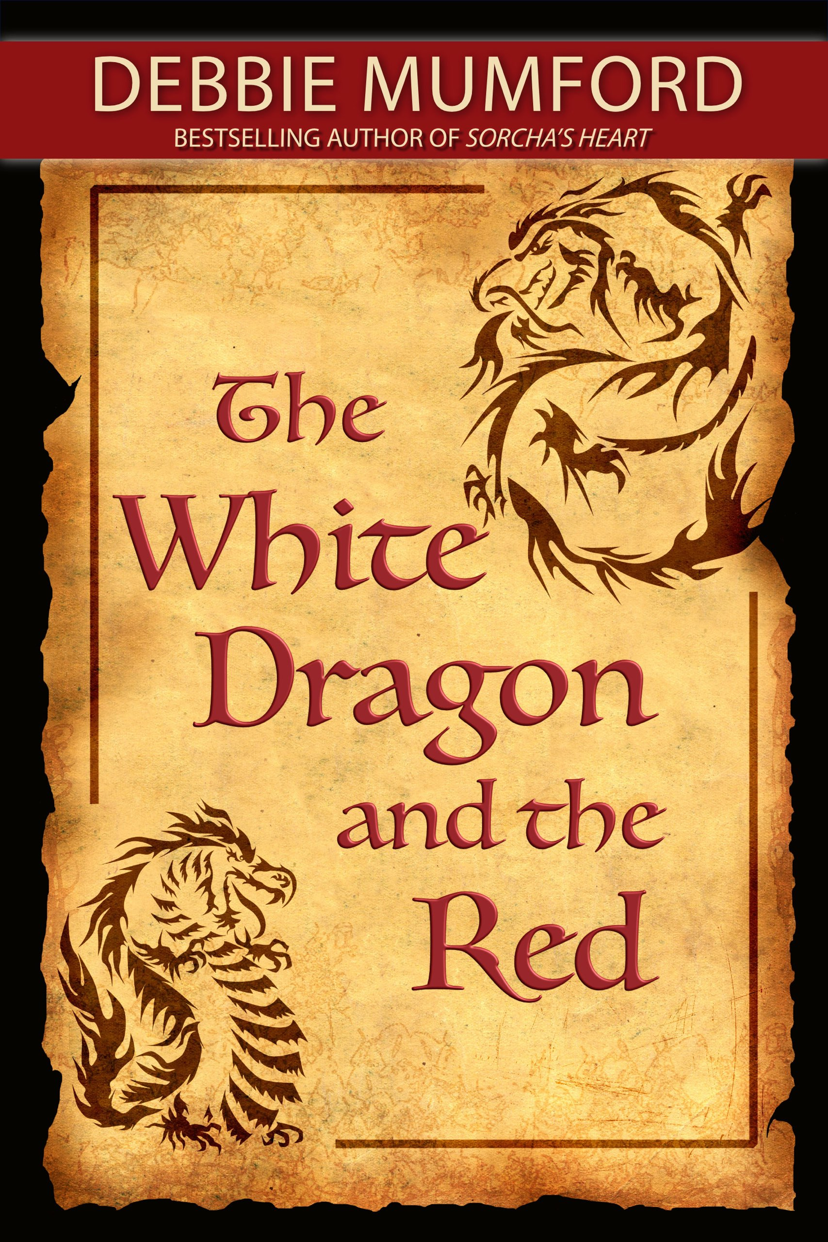White Dragon & Red